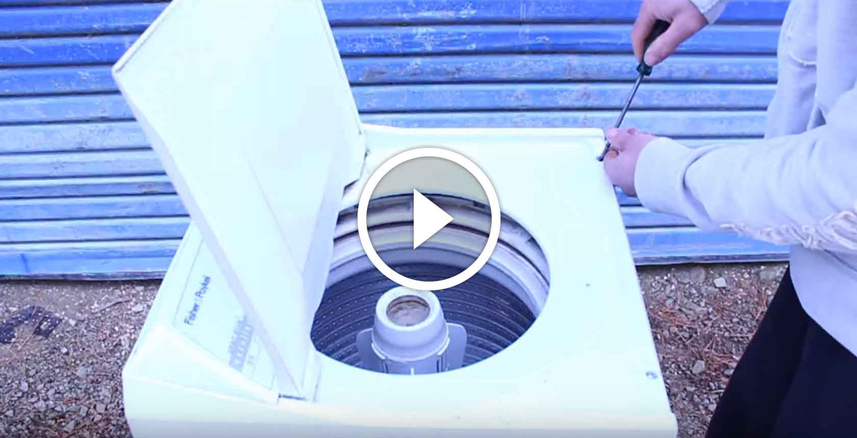 washing machine converter